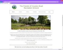 Friends of Croydon Road Recreation Ground